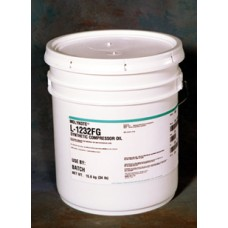 Синтетическое компрессорное масло Molykote L-1232 FM (15,6 кг)