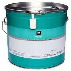 Антифрикционное покрытие Molykote D-10-GBL (5 кг)