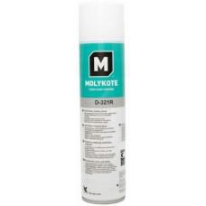Антифрикционное покрытие Molykote D-321 R Spray (400 мл)
