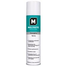 Проникающий агент Molykote Omnigliss Oil Spray (400 мл)