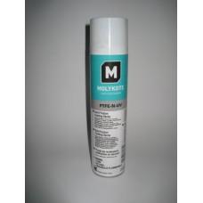 Антифрикционное покрытие Molykote PTFE-N-UV Spray (400 мл)